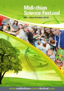 Midlothian Science Festival 2016 Brochure