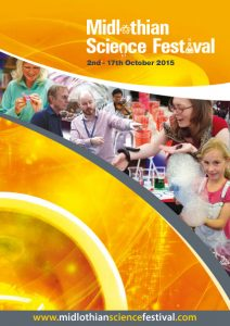 Midlothian Science Festival 2015 Brochure