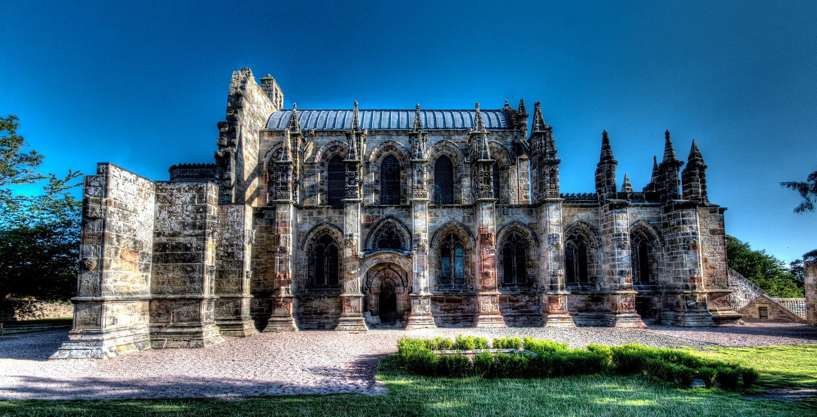 Picture of Rosslyn Chapel