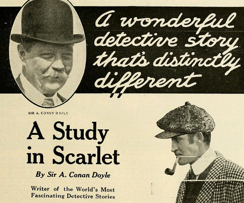 Study in scarlet 2 by Conan Doyle
