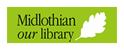 Midlothian our Library logo trans