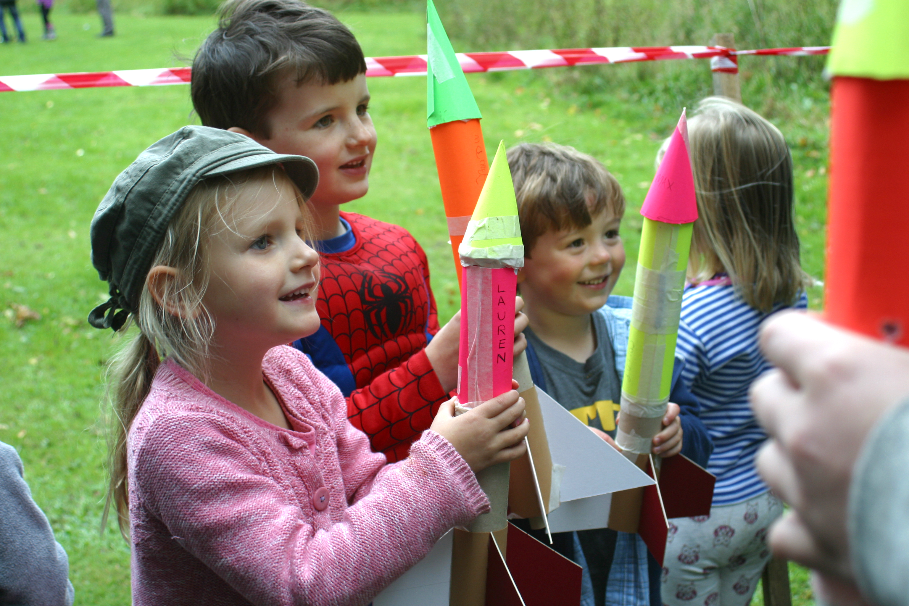 Science Gala Day: Lets Rocket to space