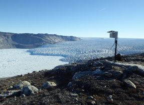 Climate Change: Greenland's Ice Sheets