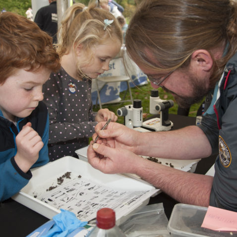 Wild Outdoor Science Gala Day