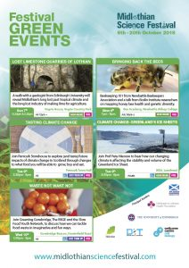 Midlothian Science Festival 2018 Green Events